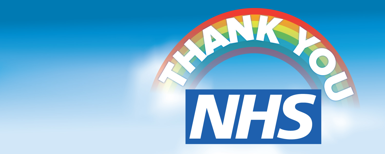"Can you do better? Primary school pupils are invited to enter the ""Thank You NHS"" poster competition"