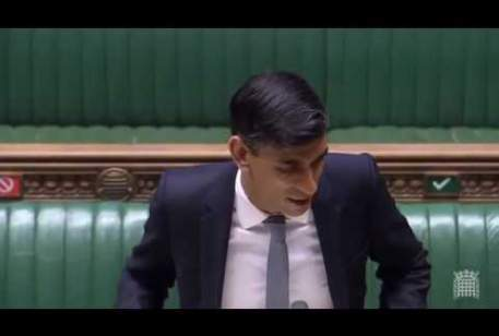 Question to the Chancellor on his update to the Commons on the Coronavirus Job Retention Scheme