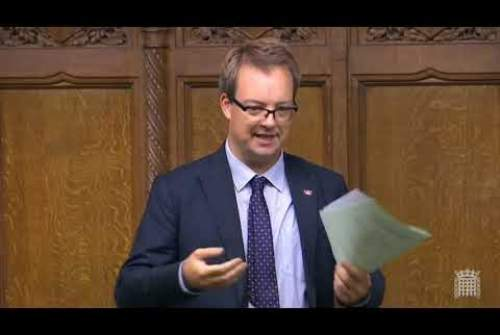 Co-operative and Community Benefit Societies (Environmentally Sustainable Investment): Mike Wood MP