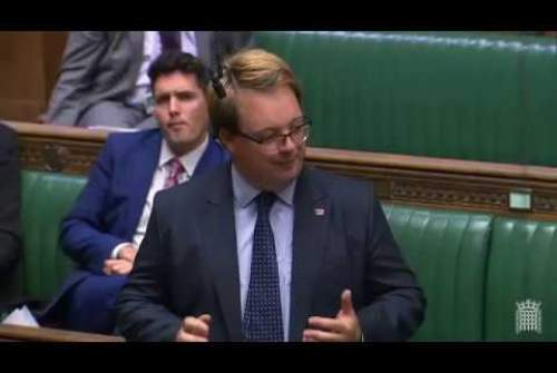 House of Commons Statement by PM Boris Johnson: Mike Wood MP